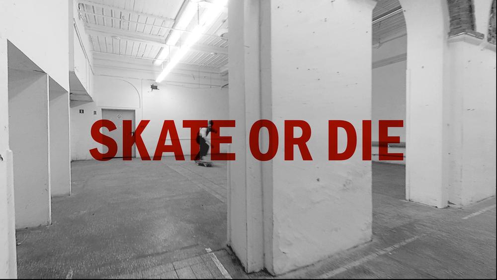 Limited skate or die