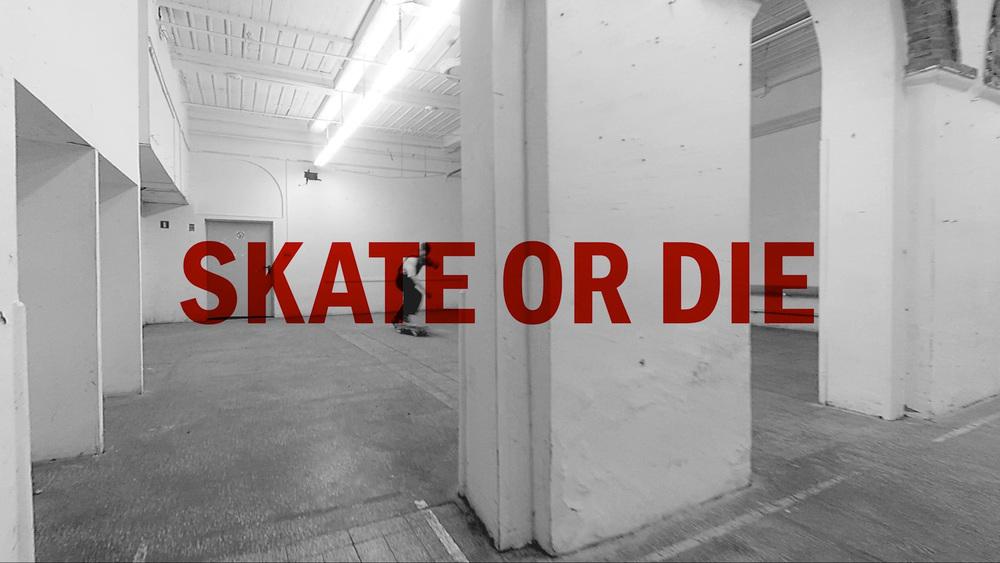 Limited 4 skate or die